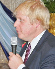 Boris Johnson 081111